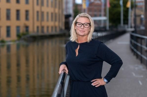 ED Gruppen tillsätter Cecilia S Aldén som ny VD för Developing Design Sweden AB